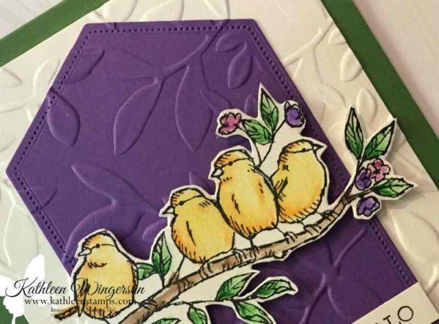 Free as a Bird Friendship Card