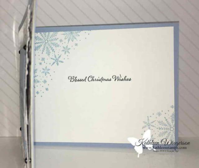 God's Peace Christmas Card