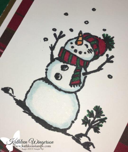 Snowman Season Christmas