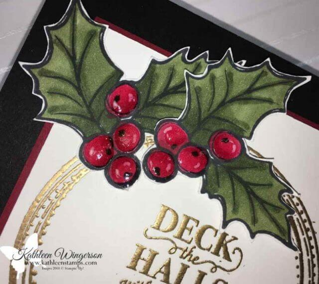 Deck the Halls with Holly