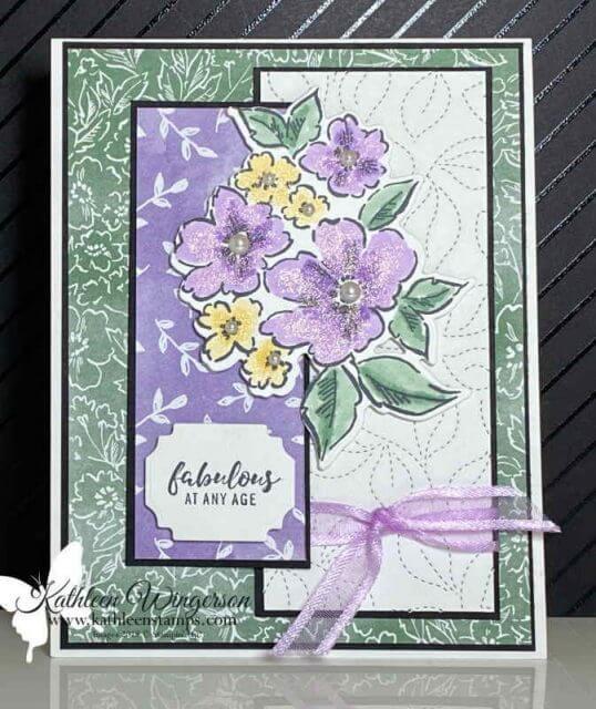 Hand-Penned Petals - Favorite stamp set ever!!