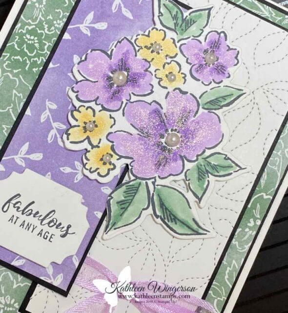 Hand-Penned Petals - My favorite stamp set ever