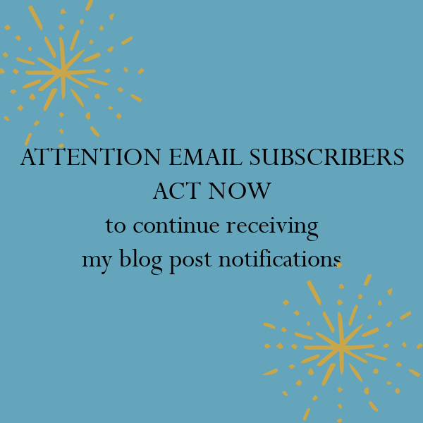 Important email subscriber information
